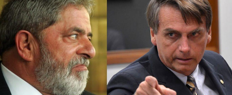 Bolsonaro é líder de intenção de votos em eleição sem Lula, diz pesquisa