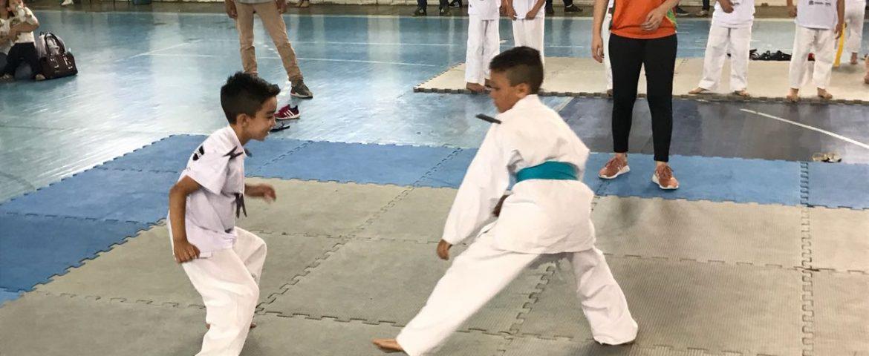 Araucária teve fim de semana esportivo no Parque Cachoeira