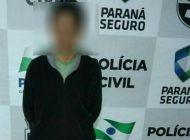 Homem de 24 anos é detido depois de assediar mulher em ônibus de Araucária