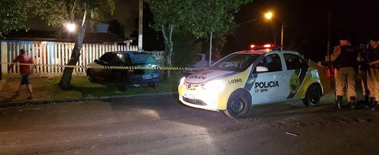 Rapaz é assassinado a tiros dois meses após morte de irmão na Praça do Thomaz Coelho em Araucária