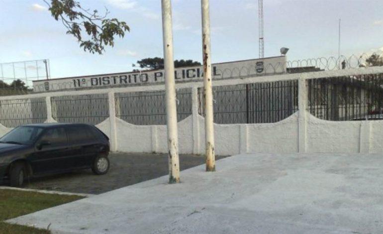 Fuga de presos é registrada no 11º Distrito de Curitiba