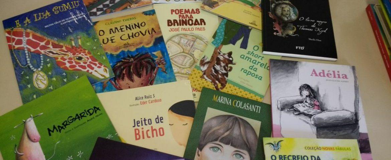 Biblioteca Municipal recebe doação de 700 novos livros