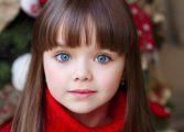 Russa de 6 anos está sendo chamada de 'a menina mais linda do mundo'