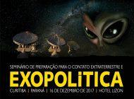 Curso em Curitiba prepara pessoas para encontro com ETs
