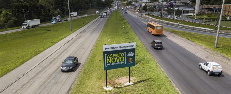 Linha Verde Sul terá viaduto e trincheiras para desafogar tráfego