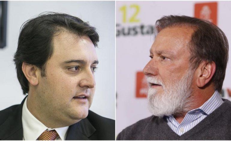 Corrida eleitoral: Ratinho Jr e Osmar Dias em empate