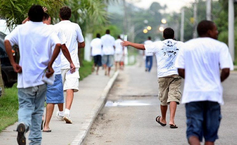 A partir de hoje, 1,7 mil presos terão saída temporária no fim de ano no Paraná