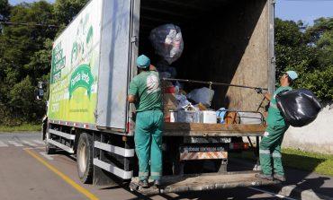 Pagamento da Taxa de Coleta de Lixo 2018  terá vencimento em 20 de fevereiro em Araucária