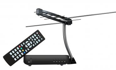 Faltam poucos dias para o desligamento do sinal analógico de TV