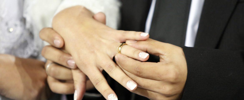 Inscrições para Casamento Civil Coletivo começam na segunda (08)