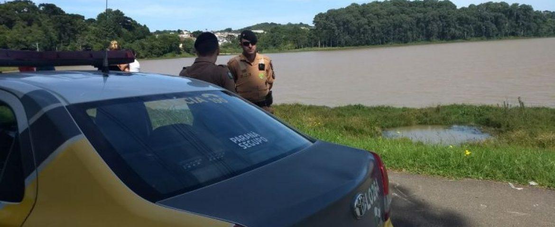 Homem que pescava no Passaúna é encontrado morto; corpo de mulher apareceu primeiro