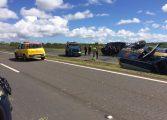 Assalto a carros-fortes na BR-376 deixa três inocentes mortos; um vereador entre as vítimas fatais