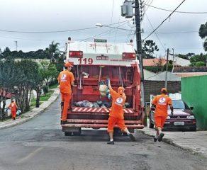 TCE-PR suspende concorrência para coleta e transporte do lixo de Araucária