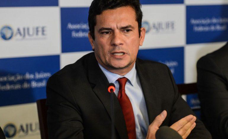 Moro tem imóvel em Curitiba, mas recebe auxílio-moradia