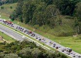 Movimento nas estradas cresce até 70% durante a Páscoa