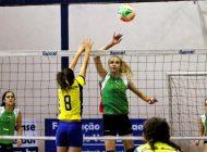 Araucária recebe decisões da Taça Curitiba de Voleibol a partir de sexta-feira (16)