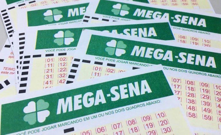 Mega Sena acumula e pode chegar a R$ 35 milhões no sábado