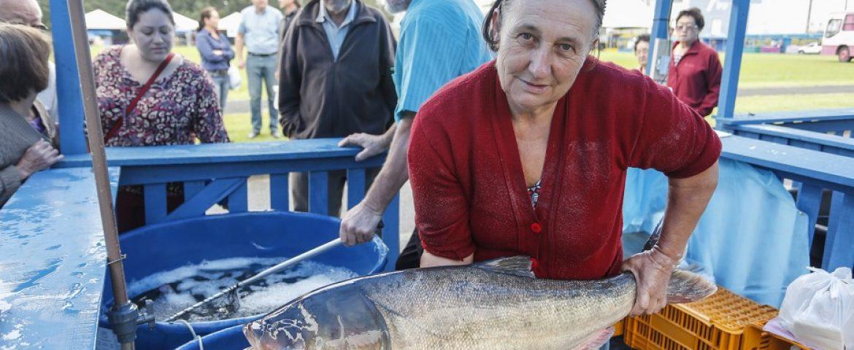 Parque Cachoeira recebe 28ª Feira do Peixe Vivo nos dias 28 e 29
