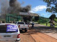 Lula sugere que manifestantes do Paraná guardem rojões para sua posse