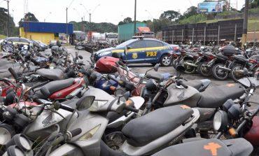PRF realiza segundo leilão de veículos do ano; lances podem ser dados pela internet