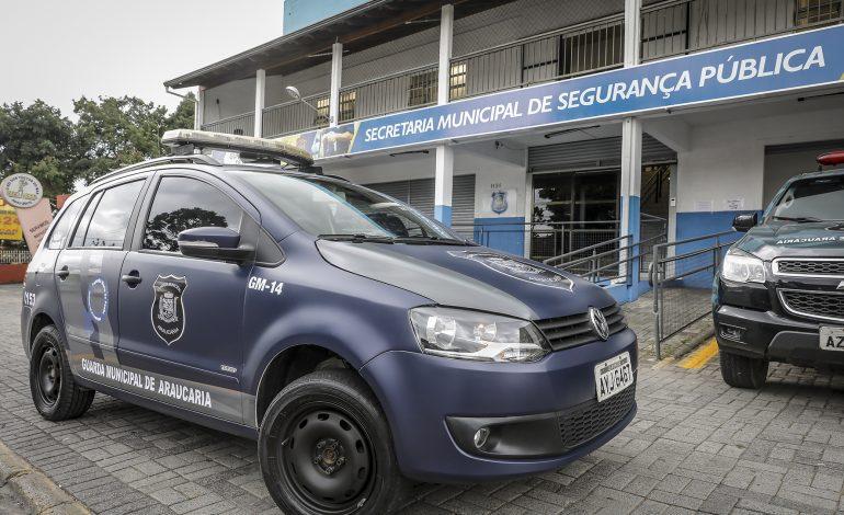Mulher aciona Guarda Municipal de Araucária por aplicativo e agressor é detido