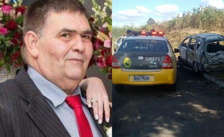Corpo de motorista de Uber desaparecido é encontrado em Curitiba