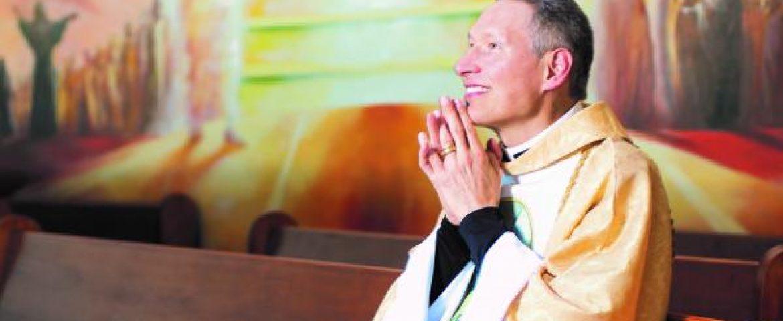 Padre Marcelo Rossi vem a São José dos Pinhais para lançar novo livro