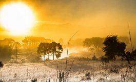 Frio avança de novo e Araucária e Região terão dias seguidos de máxima de apenas 12°C