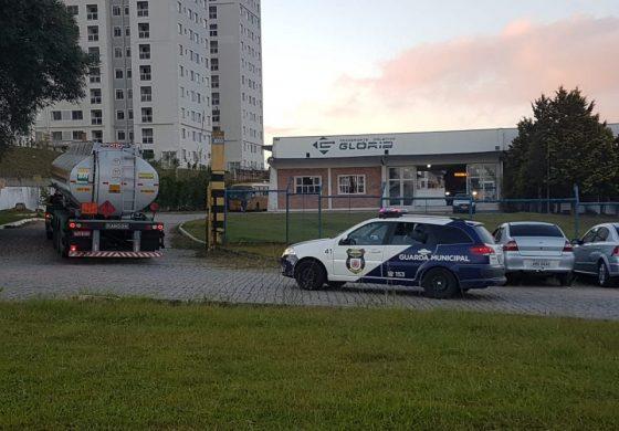 Escolta de caminhões-tanque garante ônibus em Curitiba e região por até uma semana