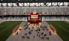 Arena da Baixada terá telão para jogo do Brasil e show gratuito de Fernando e Sorocaba