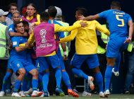 Com gols nos acréscimos do segundo tempo, Brasil vence jogo sofrido contra a Costa Rica