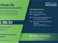 Araucária terá Workshop gratuito sobre 'INOVAÇÃO'; Vagas limitadas
