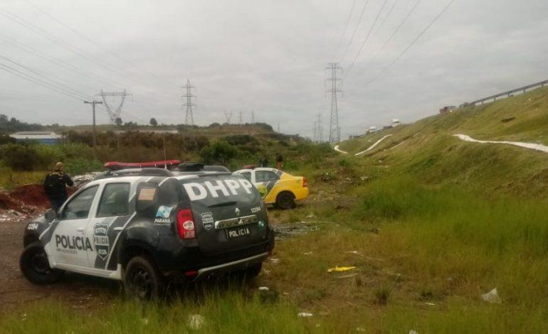 Corpo de jovem sequestrado após festa é encontrado na divisa de Araucária com Curitiba