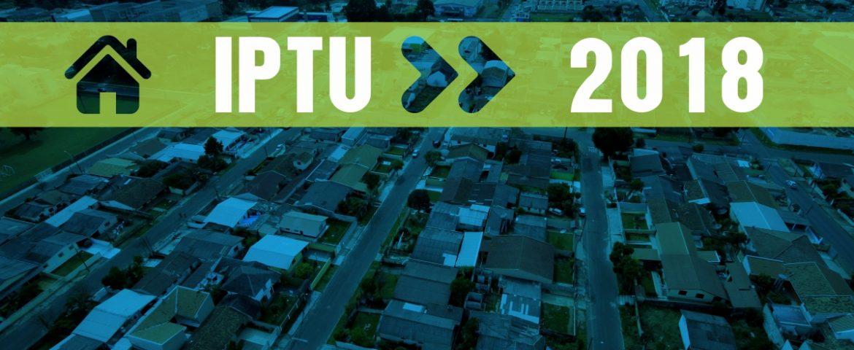 Ainda não recebeu a guia de pagamento do IPTU 2018? Saiba o que fazer.