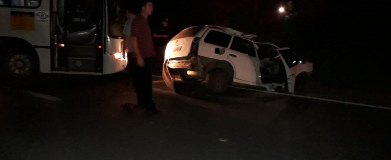 Policial Civil de Araucária morre em grave acidente com viatura na Rodovia do Xisto