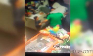 Menino de 6 anos chuta ladrão durante assalto para proteger o pai em Paranavaí
