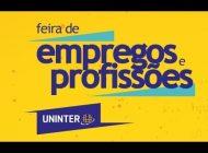 Uninter Araucária irá realizar feira de empregos e profissões