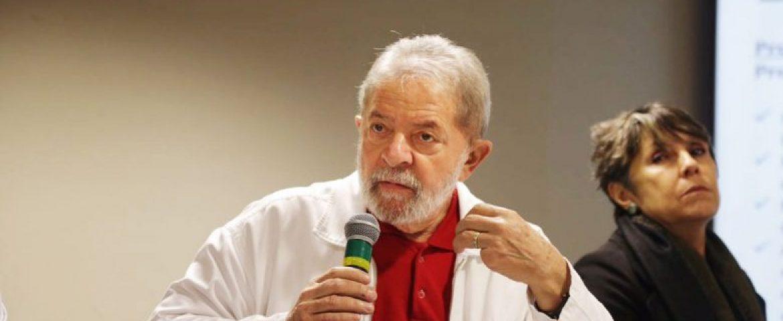 Lula deixa de fazer comentários sobre jogos em TV, alegando ser candidato