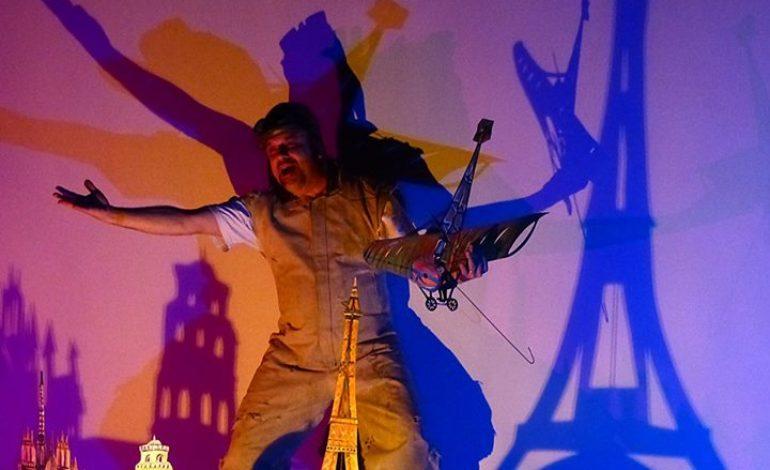 Teatro da Praça receberá espetáculo de Teatro de Sombra em 22 de julho