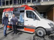 Araucária renova frota de ambulâncias do Samu