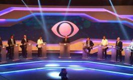 Crise, emprego e alianças dominam primeiro debate presidencial
