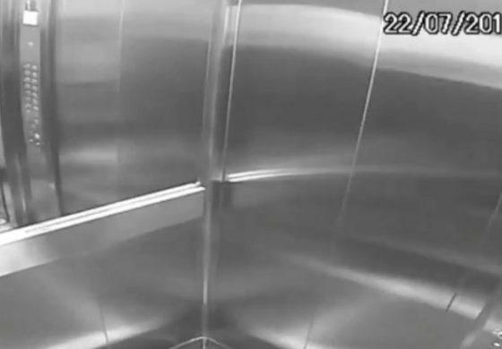 Imagens mostram agressões de marido contra advogada que caiu do 4º andar