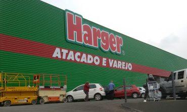 A inauguração do atacarejo Harger foi um sucesso e atrai mais de dez mil pessoas