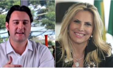 Na 1ª pesquisa sem Osmar, Ratinho Jr lidera e Cida cresce; mas 78% não sabem em quem votar