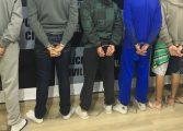 Quadrilha que usava máscaras cirúrgicas em roubos em Araucária e Região é desmantelada pela Polícia Civil