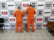 Trio é preso suspeito de cobrar pedágio de travestis no Boqueirão