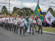 Araucária celebra Independência do Brasil com desfile cívico