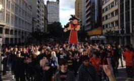 Marcha para Goku promete parar mais uma vez o centro de Curitiba neste domingo