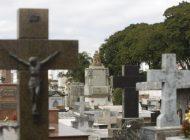 Polícia investiga corpo encontrado fora de sepultura em Piraquara