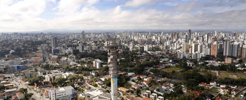 Curitiba passa São Paulo e é eleita cidade mais conectada e inteligente do país